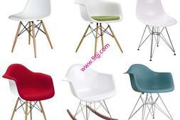 伊姆斯椅的設計者及其簡介:伊姆斯夫婦