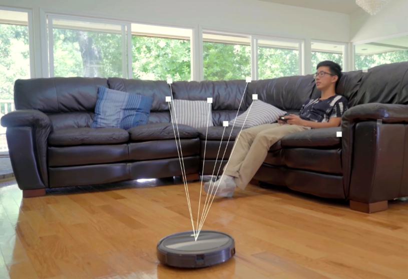 "xPerception,这家做智能感知的公司,想要给你的家居设备都安上""眼睛"""