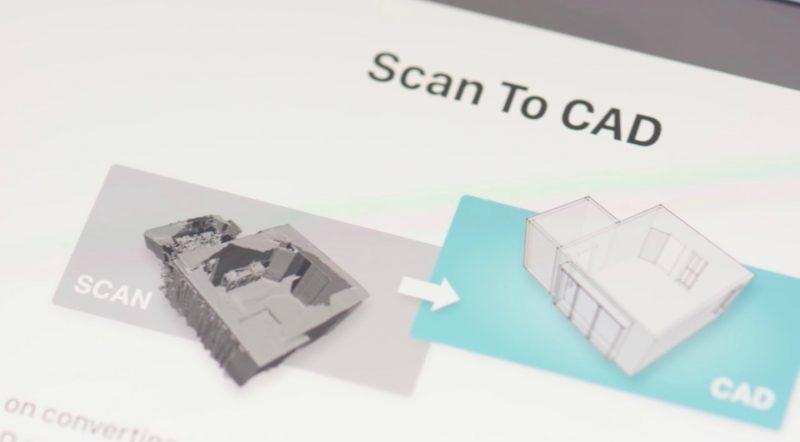 设计师看过来!用 iPad 一扫即可生成 CAD 图纸的利器来了