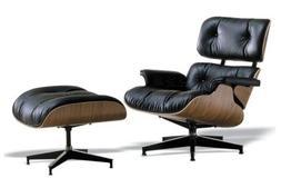 伊姆斯弯木躺椅(Eames Lounge chair)详细介绍和说明