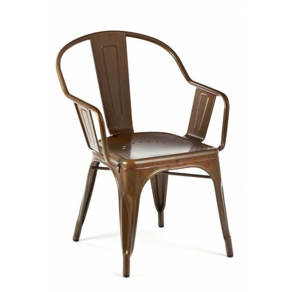 经典椅子:Tolix chair
