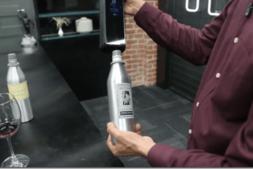 智能酒瓶:Kuvée
