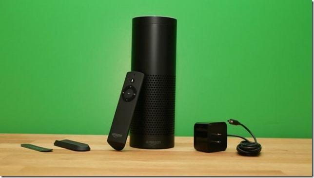 智能家居市场开战,亚马逊Echo打响头炮!