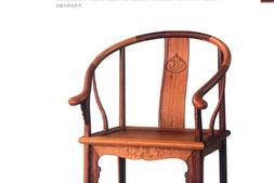 明式圈椅详细BOM表及结构图纸